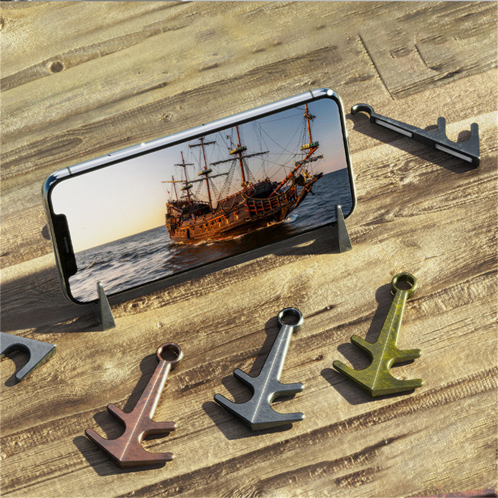 Smartphone Desk Mount Stand Phone Holder Mini Anchor Bracket for Mobile Phone Tablets Outdoor Bracket Accessories|Phone Holders & Stands| |  - title=
