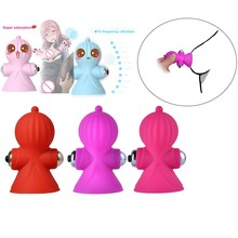 1 pcs Nipple Stimulation Bullet Vibrator Female Breast Massage Nipple Sucker Pussy Suction Cup Breast Enlarger Sex Toy for Woman