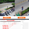 Hikvision Compatible PTZ IP Camera 5MP 4X-16X ZOOM Speed Dome Camera Outdoor IR 50M H 265 CCTV Security Camera IP IP67 IK10 discount