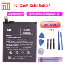 цена на 100% New Original Replacement Battery BM21 2900mAh For XiaoMi Redmi Note 5.7 Redrice Authentic Phone Battery