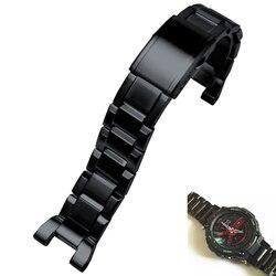 Высококачественный ремешок для часов из нержавеющей стали 316L для Amazfit T-REX, смарт-часы, спортивные, для улицы, для Huami Amazfit T rex, браслет