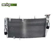 BIKINGBOY Aluminium Engine Water Cooling Radiator Cooler For Honda CBR 929 RR 00 01 2000 2001 Replace OEM 19010MCJ003