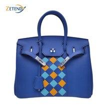 Genuine Leather Handbags Luxury Bag High Quality Shoulder