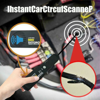 Car Circuit Scanner Digital Diagnostic Tool Car Transmitter Automotive Cable Wire Tracking Finder Tracker Universal Tool single axis sun tracker circuit board of solar tracker