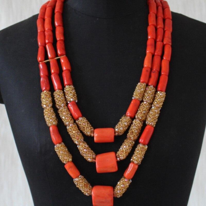 de jóias para o casamento tradicional nigeriano