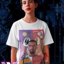 Kanye West dyskografia Fan art T Shirt