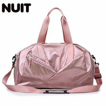 Women Waterproof Nylon Travel Bags Handbags Luggage Large Capacity Casual Tote Traveling For Ladies Duffle