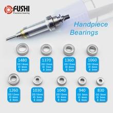 Bearing Electric-Nail-Drill-Machine Dental-Handle 684zz Mr104zz 623zz Mr128zz 10PCS