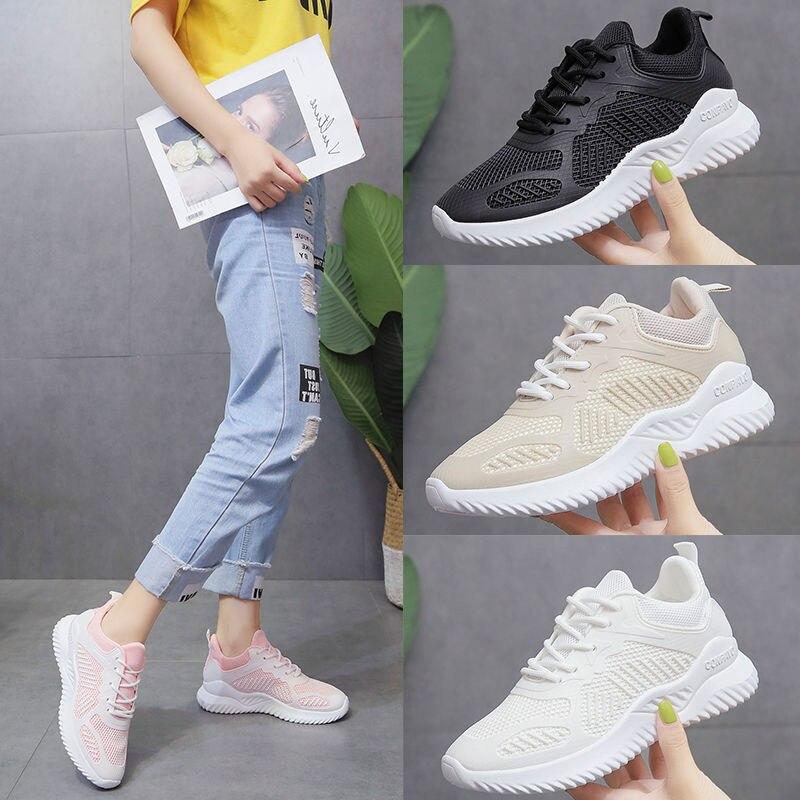 LIAOCHI Fashion Sneakers for Women