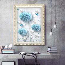 Модная 5d diy Алмазная картина ручной работы квадратная дрель