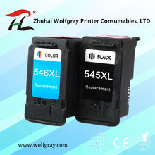 PG545 CL546 Cartucho para Canon PG 545 CL 546 Cartucho De Tinta para Pixma PG-545 IP2850 MX495 MG2950 MG2550 MG2450 Impressora