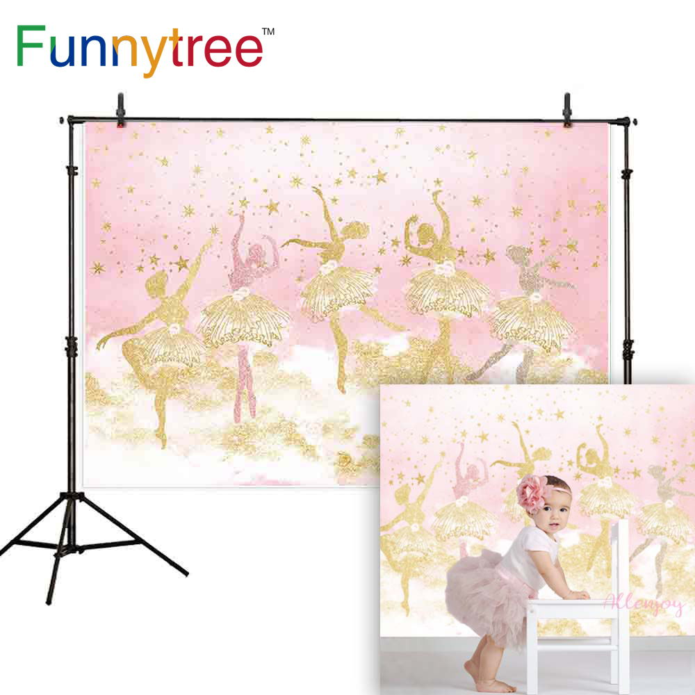 Pink Floral Baby Shower Backdrop for Girl Flowers 1st Birthday ...