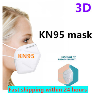 Transporte rápido mascarillas kn95 5 camada máscara filtro à prova de poeira segurança earhook kn95 capa máscara à prova de poeira máscara kn95mask rímel