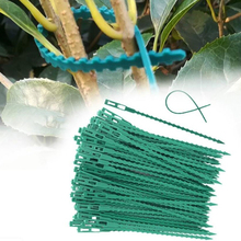 Multi-Use Ties Plant-Cable Reusable-Ties Gardening-Helper Climbing Plastic for Easy Flexible