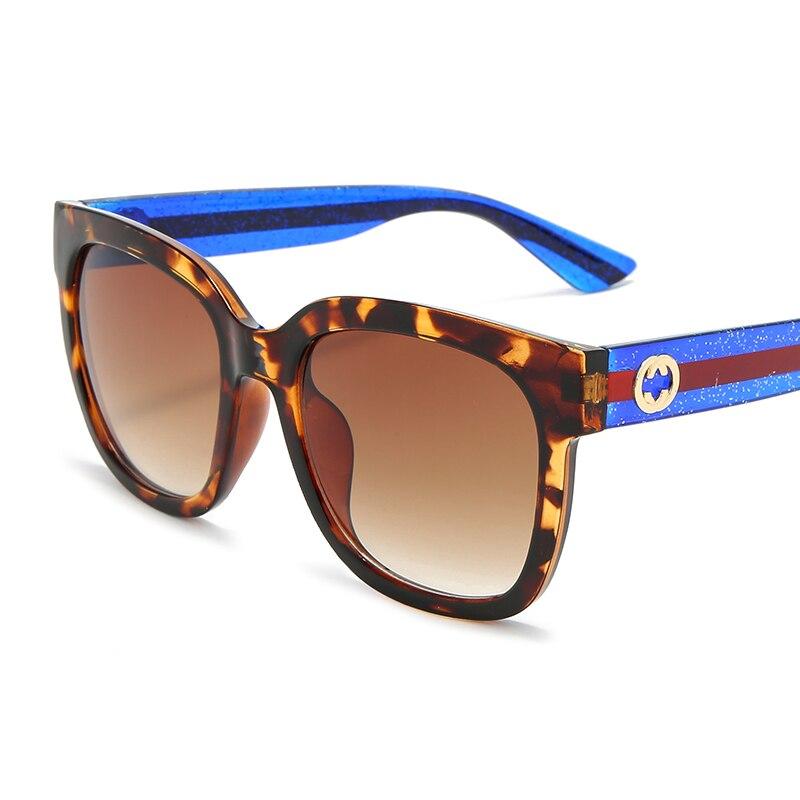 Luxury Brand Designer Shades Oversized Sun Glasses Dark Black Fashion Multicolor Glasses 2020 Women Square Sunglasses Uv400|Women's Sunglasses| - AliExpress
