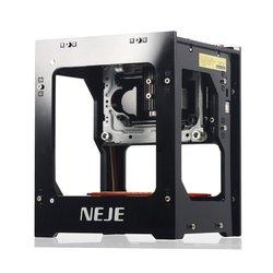 NEJE DK BL 1500 mW/2000 mW/3000 mW DIY USB mini laser grawer zaawansowane laserowa maszyna grawerująca bezprzewodowa drukarka w Frezarki do drewna od Narzędzia na