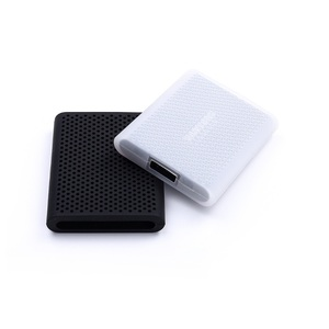 2.5 Inch skin Hard Drive T5 SSD protector drop-resistance Silicone Rubber Case for Samsung External hard drive Shockproof cover