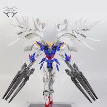 COMIC CLUB INSTOCK MODLE HEART fix style wing gundam zero ew MG 1/100 фигурка робота игрушка