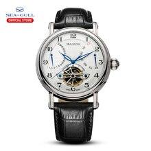 2020 neue Produkte Seagull Uhren luxus männer automatische mechanische uhr Hohe Marke 50m abdichtung Armband männer Sport
