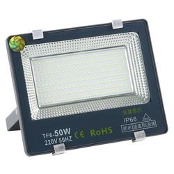 50W100W150W200W reflektor Led Ip66 wodoodporny zewnętrzny Led reflektor białe światło dzienne AC220V Led bezpieczeństwa reflektor Reflektory LED Lampy i oświetlenie -