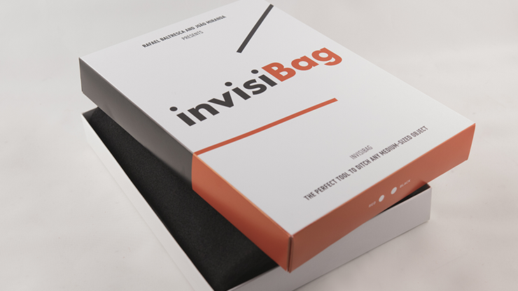 Invisibag By Joao And Rafael Baltresca- Magic Tricks