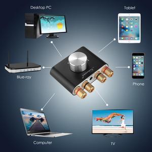 Image 5 - Douk audio Hi Fi Bluetooth 5.0 Digital Amplifier Stereo 2.0 Ch Mini TPA3116 High power Amp Wireless Audio Receiver DC12V