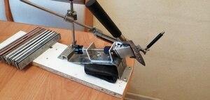 Image 2 - ナイフシャープナー部品 3秒反転ナイフクリップのスーツruixinプロ包丁