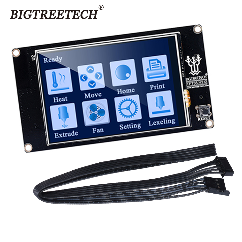 NEW BIGTREETECH TFT35 V2 0 Upgrade Touch Screen Smart Display 3 5 inch Touch Screen LCD Compatible SKR V1 3 V1 1 Control Board