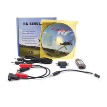 STARTRC 8-in-1 RC USB Simulator Kabel Unterstützung Drahtlose Simulator Für Flysky i6x Radiolink AT9s AT10 Radio controll Spielzeug Für Kinder