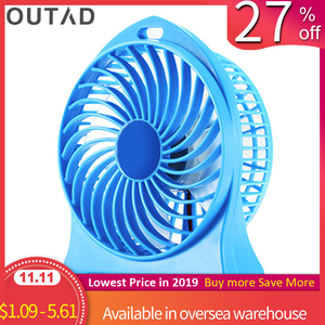 OUTAD Portable Mini Desk Fan U