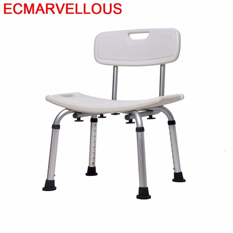 Handicap Moveis Para Casa Bedroom Furniture Toilet Tocador Seat Foot Shower Stool Escalon Plegable Taburete Ducha Bathroom Chair