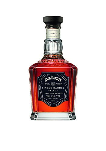 Jack Daniel's Single Barrel Select - Tennessee Whiskey - 45% Vol. (1 x 0.7 l) / Jedes Fass ein Unikat. Whisky image