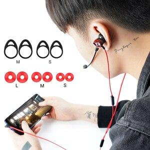 Image 4 - Langsdom 2020 משחקי אוזניות עבור PUBG Overwatch משלוח מתנה משרד Wired אוזניות ספורט 3.5mm אוזניות עם מיקרופון בס אוזניות