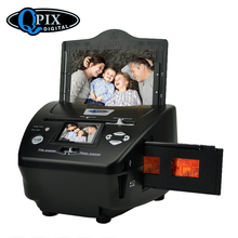8.1 Mega Pixels Photo and Film Scanner 135 Negative Scanner Photo Scanner COMBO Scanner 2.4 inch Film Converter Bussiness Card
