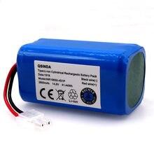 Novo original de alta qualidade 14.8v 2800mah chuwi bateria recarregável para ilife ecovacs v7s a6 v7s pro chuwi ilife bateria