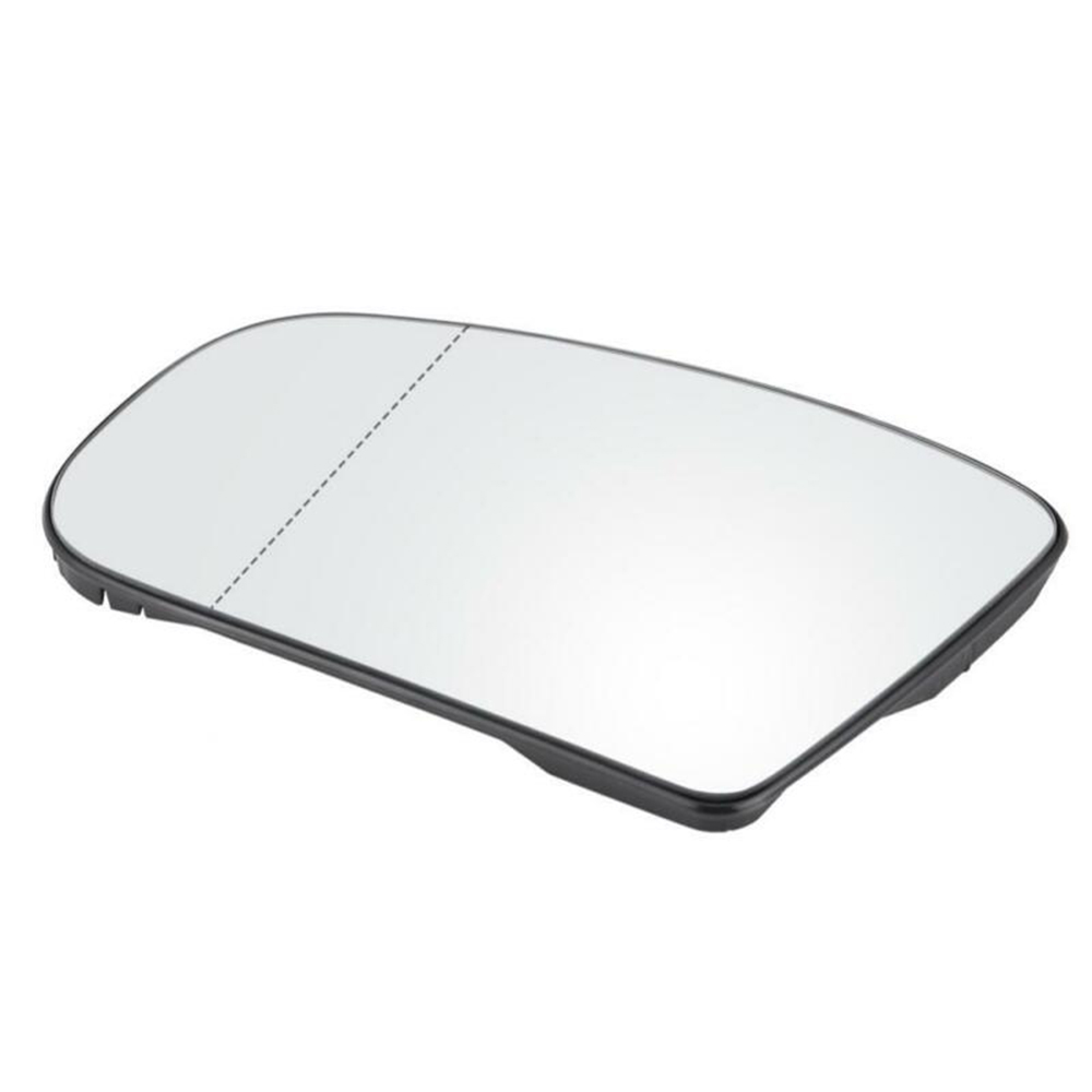 1 Pc Left Rear View Mirror ABS Glass 17.5*11.2cm For Mercedes-<font><b>Benz</b></font> <font><b>W220</b></font> <font><b>S500</b></font> image