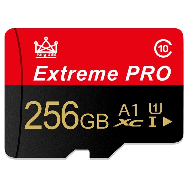 High Speed Class 10 Micro Sd Card 8G 16GB 32GB 64GB 128GB Memory Card Usb Flash Drive Microsd TF/SD Card For Smartphone Adapter