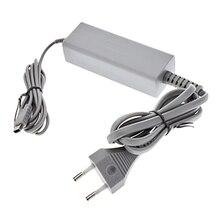 AC Charger Adapter For Wii U Gamepad Controller Joystick US/EU Plug 100 240V Home Wall Power Supply for WiiU Pad