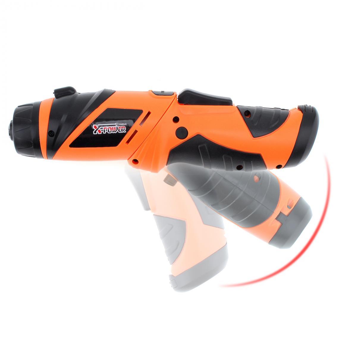 Destornillador de mano Destornillador eléctrico inalámbrico de 6 V - Herramientas eléctricas - foto 3