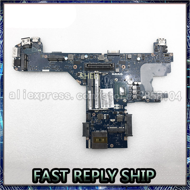 SHELI FOR DELL Laptop Motherboard Latitude E6330 Laptop Motherboard W/ <font><b>I5</b></font>-<font><b>3340M</b></font> CPU C28RH 0C28RH CN-0C28RH QAL70 LA-7741P DDR3 image