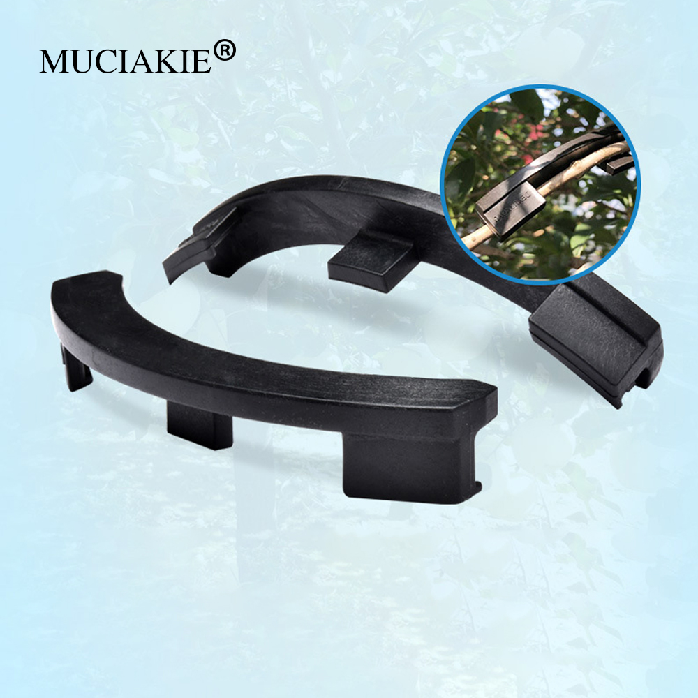 MUCIAKIE Bent Branch Twist Branch Clip Bonsai Modeling New Branch Set Gardening  Water Orchard