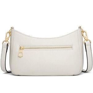 Image 3 - 2020 ホットzooler女性バッグ最初の本革バッグの女性デザイナークロスボディショルダーバッグ有名なブランドのショルダーバッグファッション財布