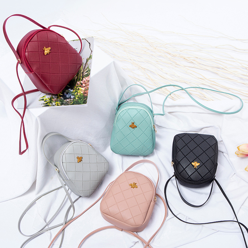 Fashion Mini Backpack Women PU Leather Simple Shoulder Bag Multi-Function Ladies Small Bagpack School Backpack For Teenage Girls