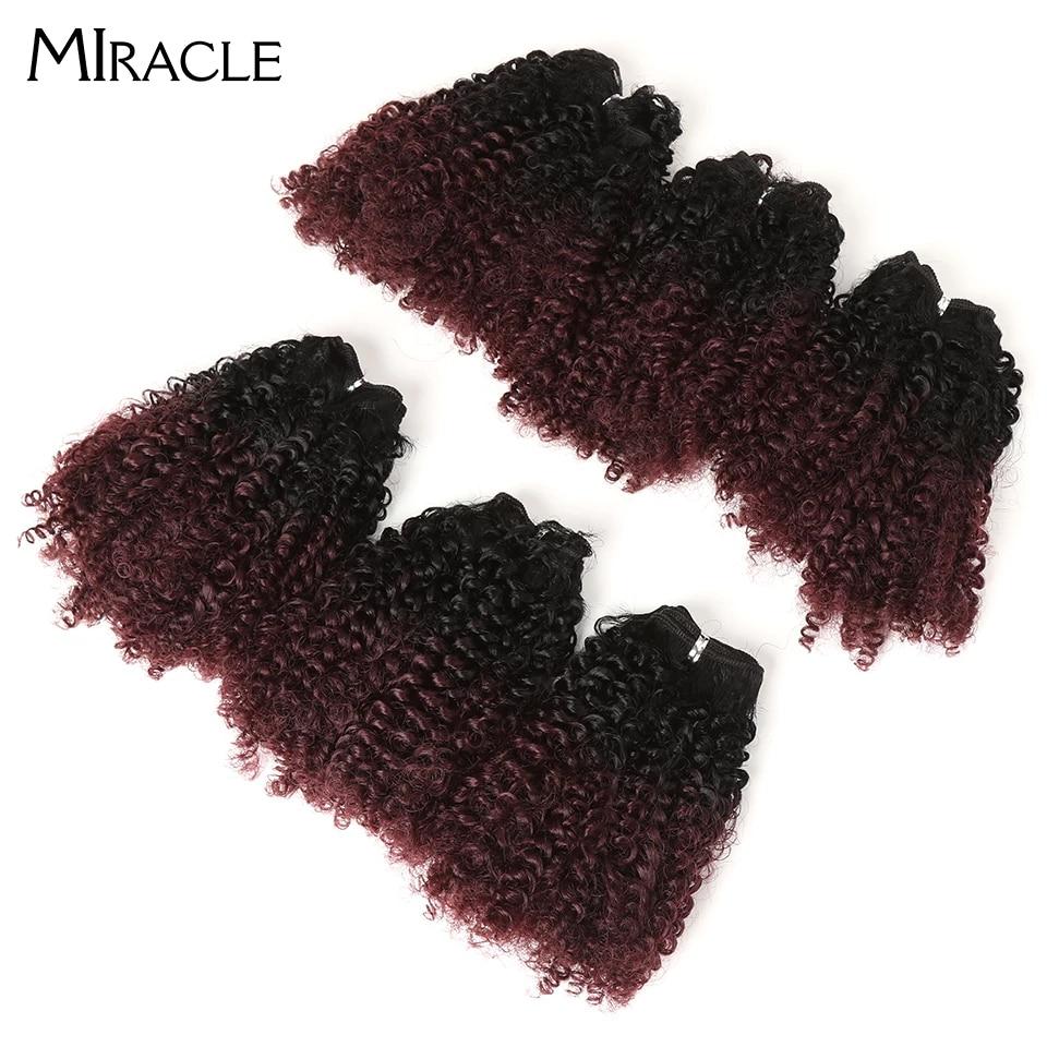 cabeça do laço 7 pçs para balck pacotes de cabelo feminino