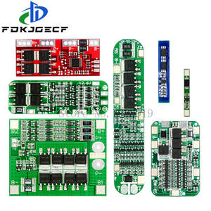 Pcb-Bms-Protection-Board Cell-Module Lithium-Battery 4S Lipo 5S 18650 Charger Li-Ion