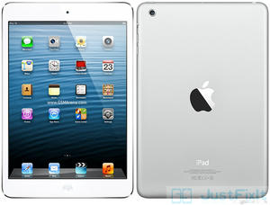 "Apple IPad Mini 1st  7.9""  2012 16Gb Silver Black 80% New Original Refurbish"