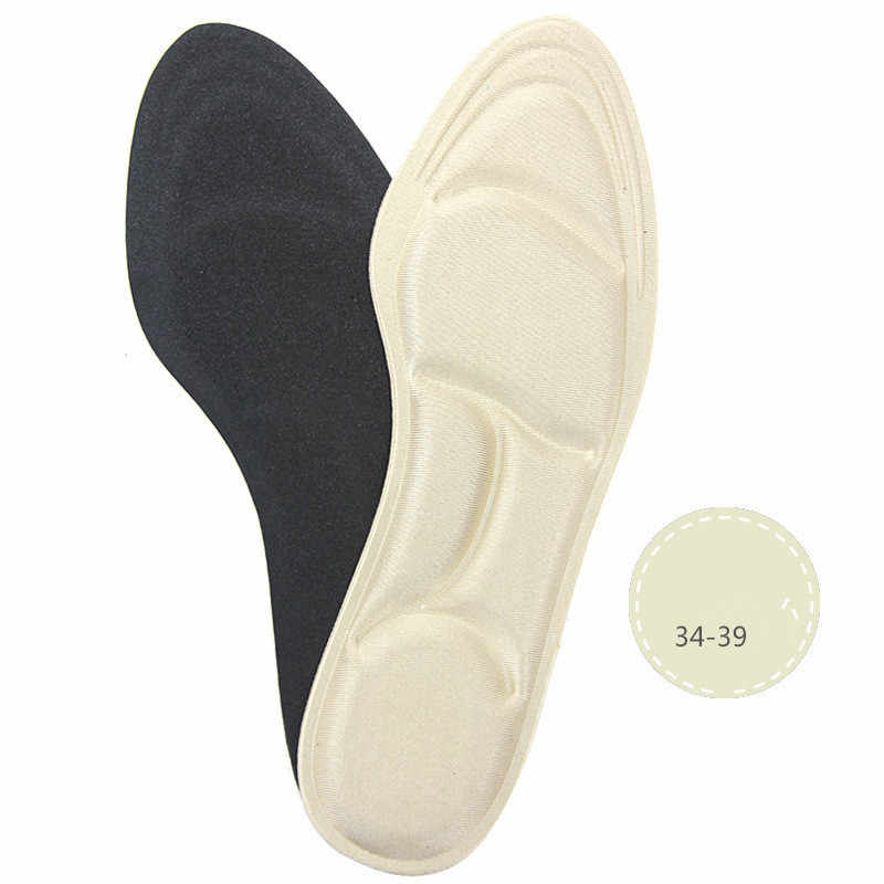 1Pair 5D Memory Foam Orthotic Insole Arch Support Orthopedic Insoles For Shoes Flat Foot Feet Care Sole Shoe Orthopedic Pads