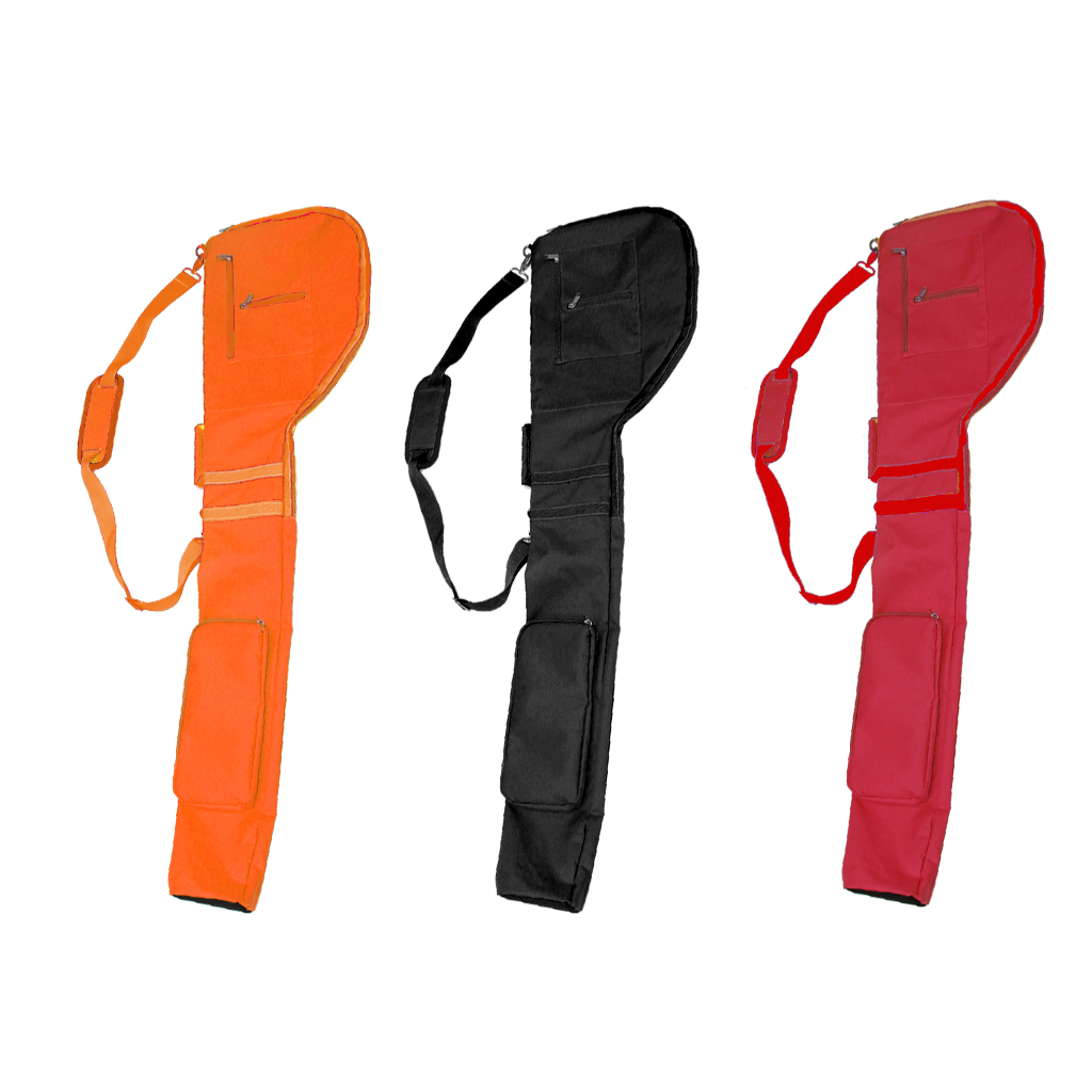 Bag Golf-Club-Bag Golf-Accessories Nylon Portable Material-Set Environmental-Protection