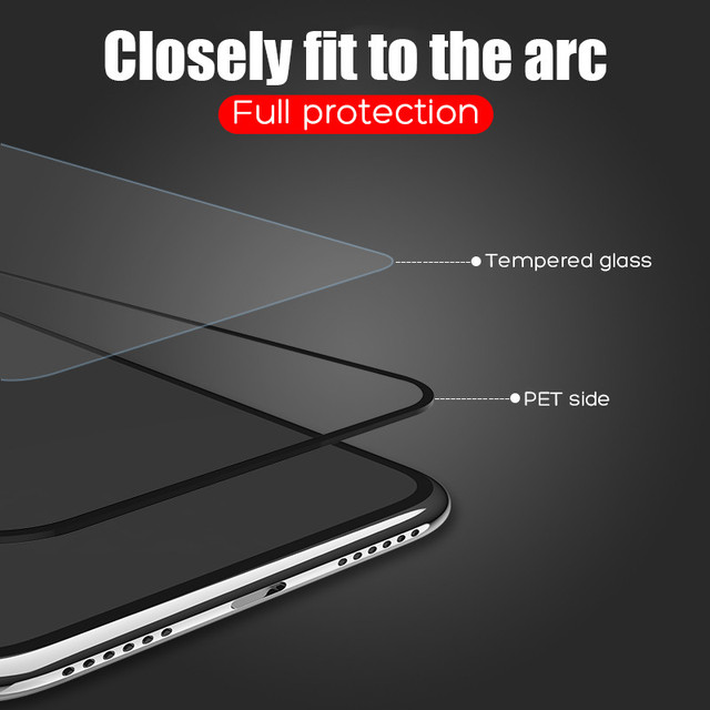 Unbreakable Tempered Glass iPhone