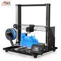 300*300*350 мм обновленный Anet A8 Plus 3D принтер с низким уровнем шума Высокая точность рабочего стола Imprimante 3D печать комплект USB SD карта подключения